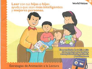Estrategias de animación a la lectura