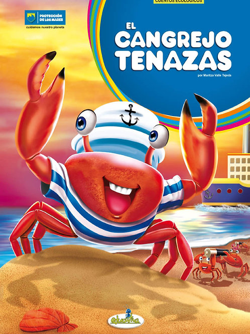 El cangrejo Tenazas