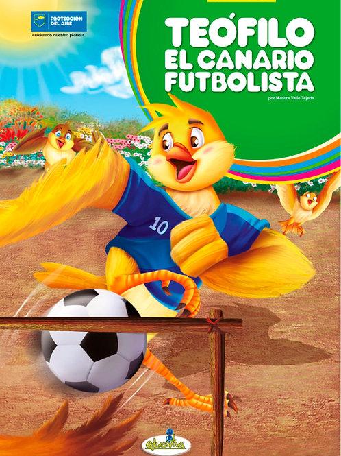 El canario futbolista