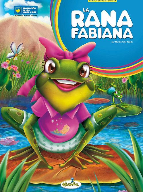 La rana Fabiana