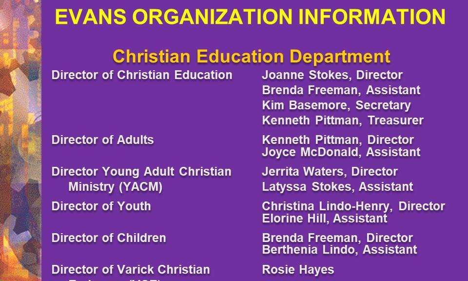Christian Education Department.JPG