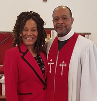 Pastor Selvyn Lindo & First Lady Berthen