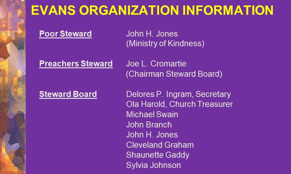 3-Stewards Boards