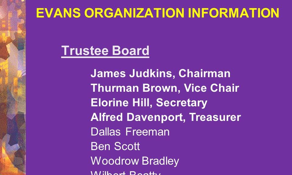 Trustees Board