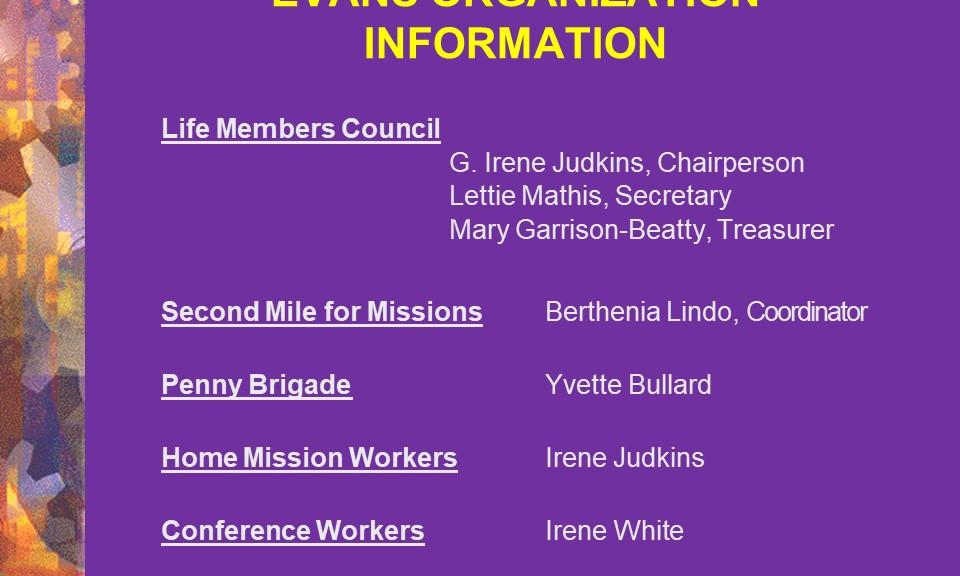 12-Life Members Council