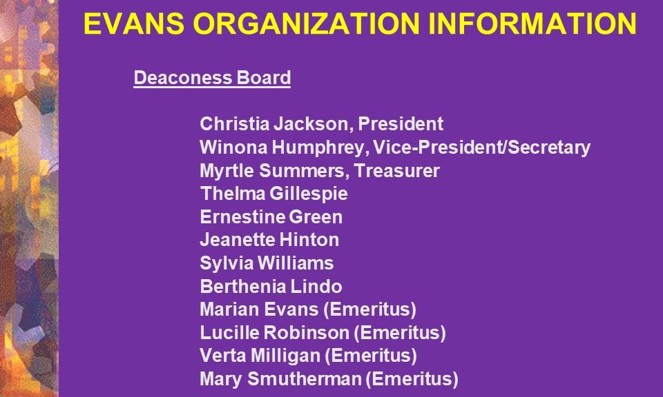 Deaconess Board.JPG