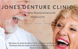 Jones Dentures