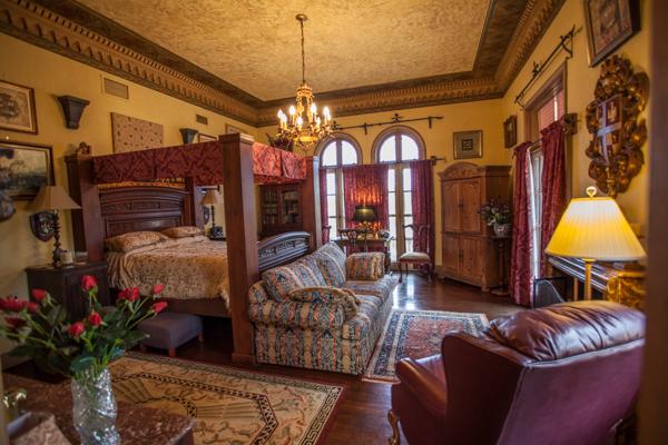 King Juan Carlos Room