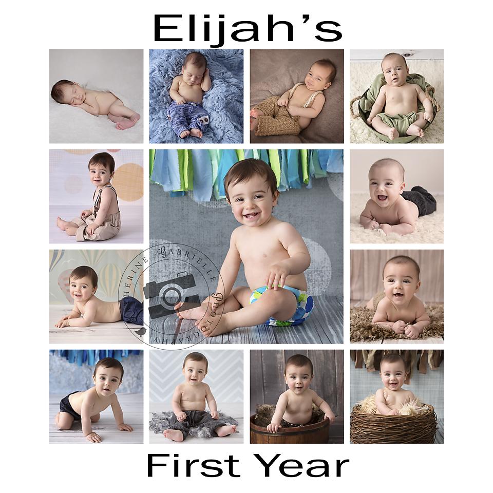 Elijah's 1st year