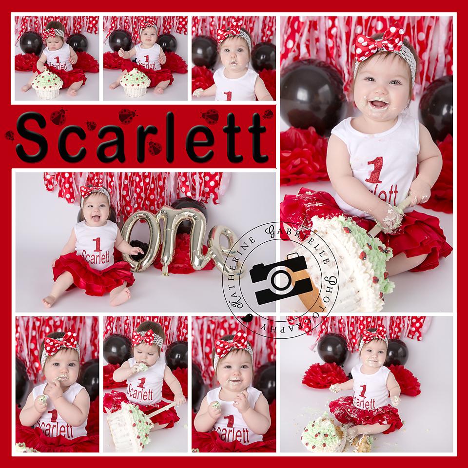 Scarlett Birthday