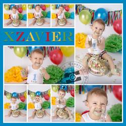 xzavier Birthday
