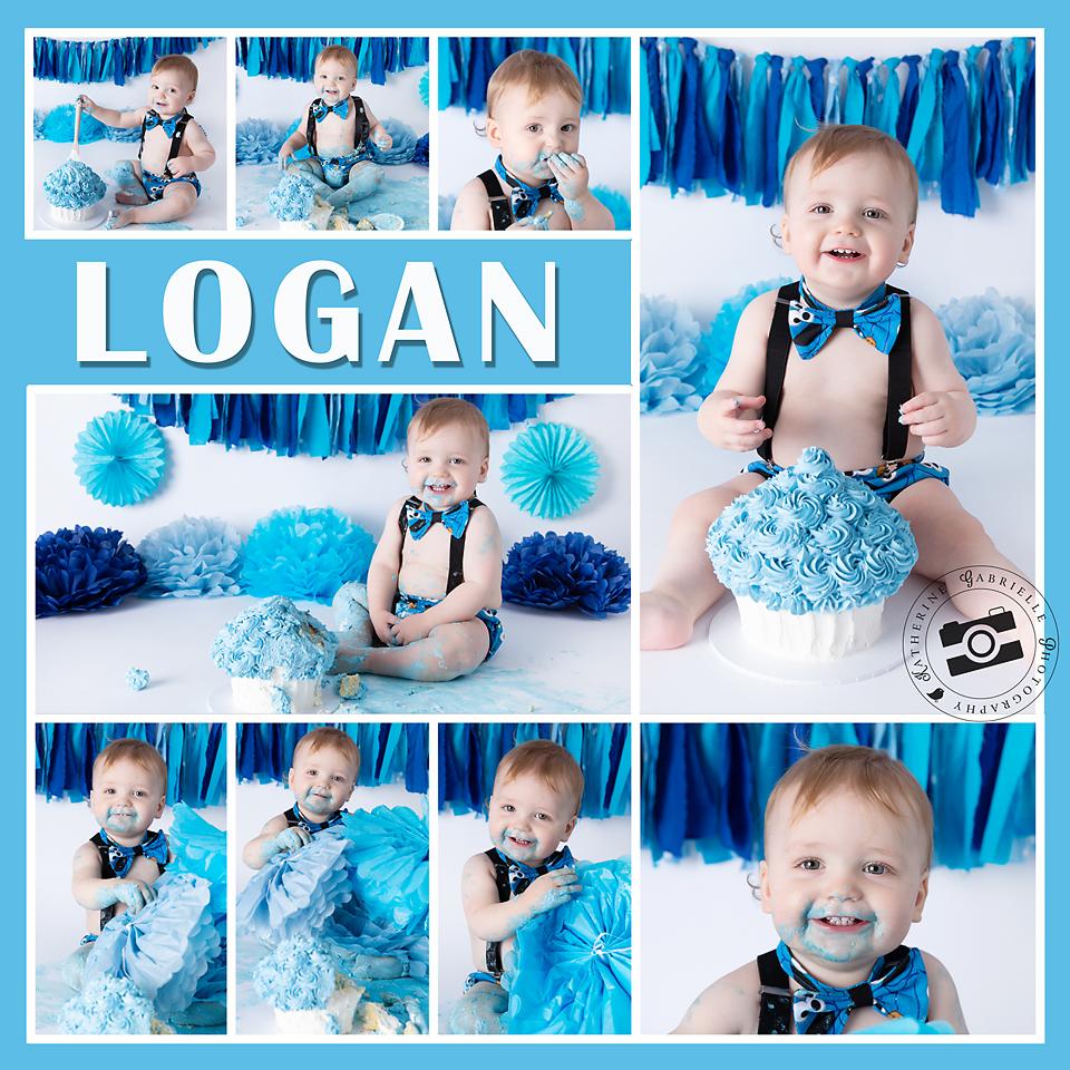 Logan Birthday 2