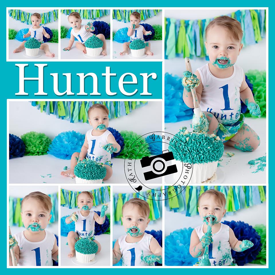 Hunter Birthday