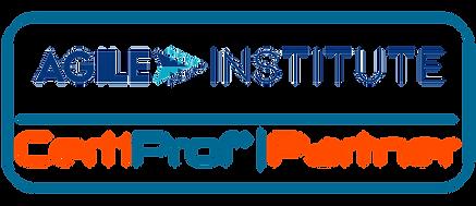 Logo CertiProf Partner - AGILE INSTITUTE