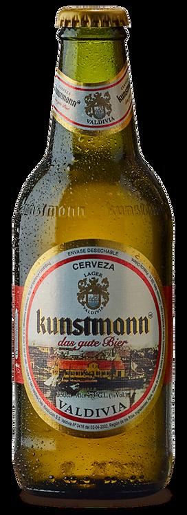 KUNSTMANN LAGER     Pioneer Beer