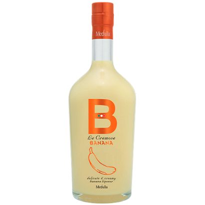 Le Cremose Banana - Banana Cream Liqueur