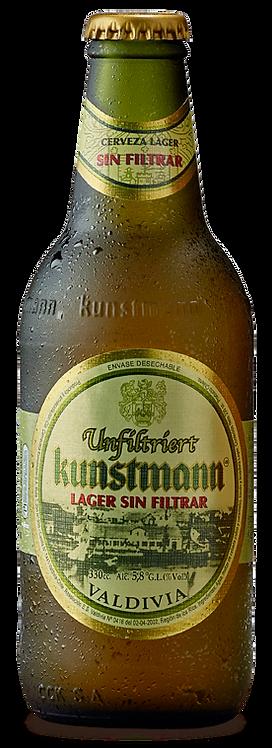 KUNSTMANN UNFILTERED LAGER  Specialties