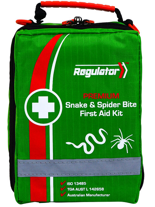 Premium Snake & Spider Bite Kit
