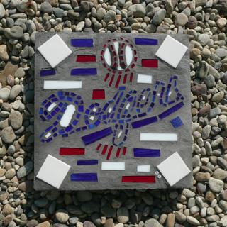 Mosaic # 606