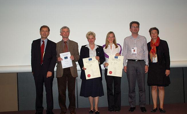 EBOD 2009 - Le Podium