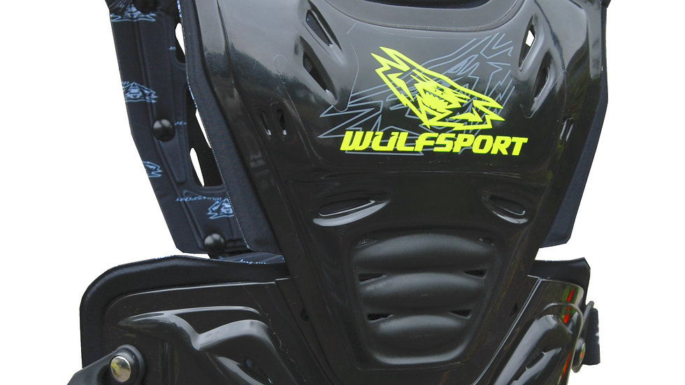 WULFSPORT ADULT PRO SERIES ARMOUR