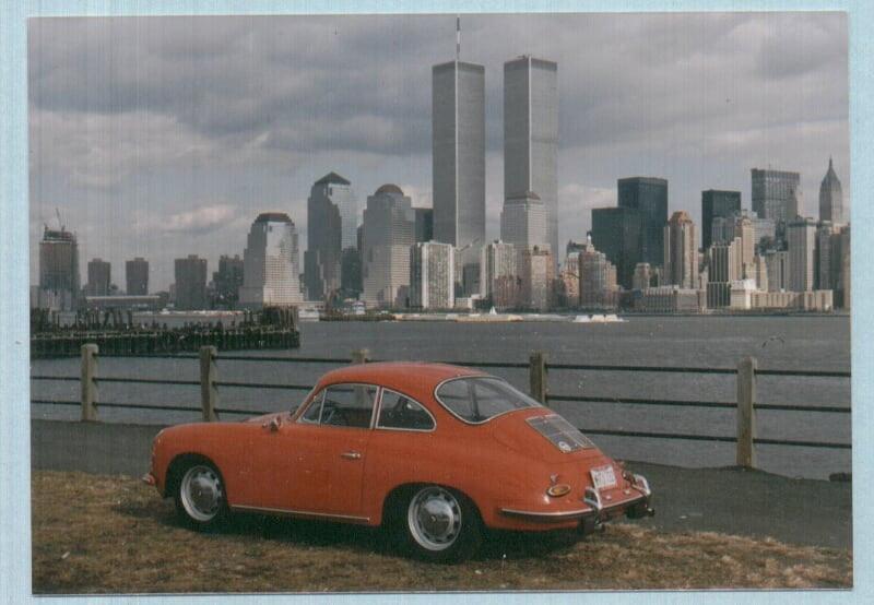 1965 365 C Porsche. Courtesy: Gary Resnick