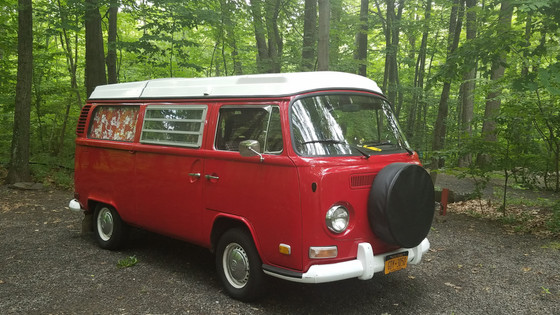 Take the Bus! The VW Bus!