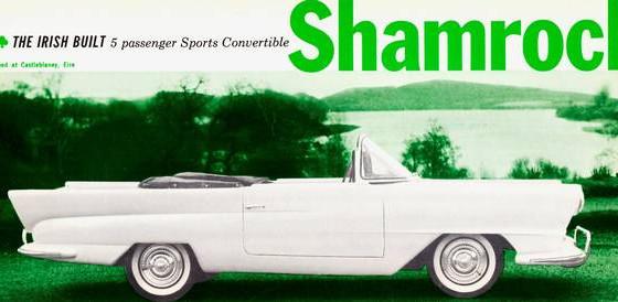Vintage Friday: The Unknown Irish Car