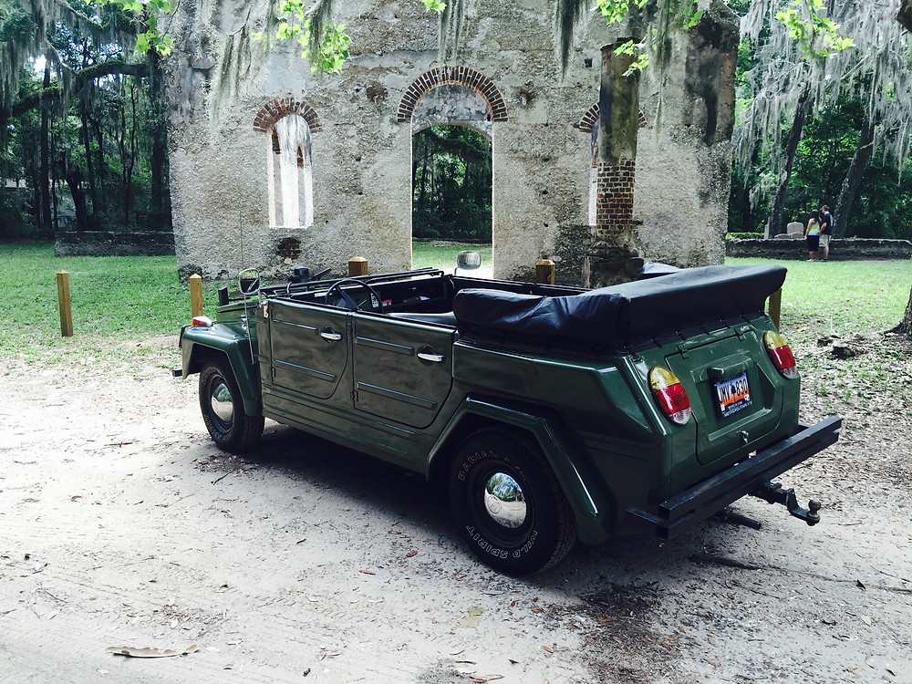 1974 VW Thing Fully Restored