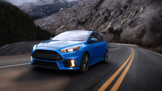 The Unhinged Hatch: 2017 Ford Focus RS