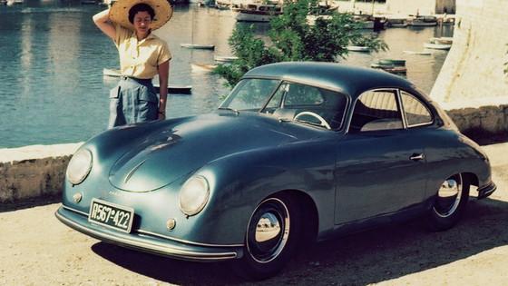 Vintage Friday: The Porsche 356