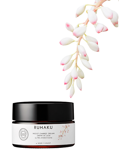 RUHAKU Moist Charge Cream 30gr