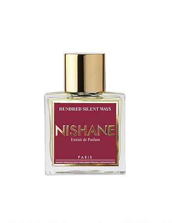 Nishane Istanbul Hundred Silent Ways extrait de parfume 50ml