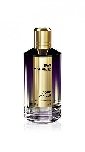 Mancera Paris Aoud Vanille 120ml