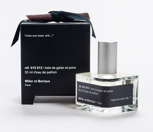 Miller et Bertaux Close your eyes, and.. EDP 50ml
