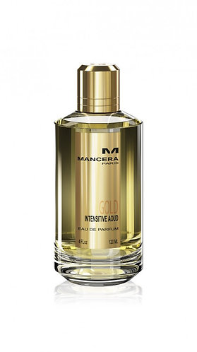 Mancera Paris Intensive Aoud Gold 120ml