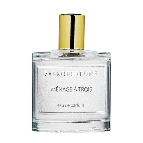 Zarko Parfume Menage a Trois 100ml EDP
