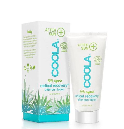 Coola radical recovery moisturising lotion
