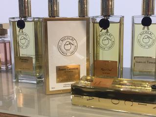 Le creazioni diNicolaïParis da oggi disponibili su amiparfumerie.it