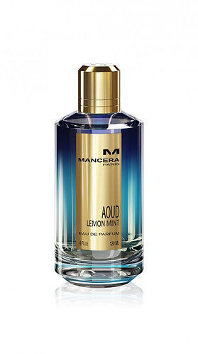Mancera Paris Aoud Lemon Mint 120ml