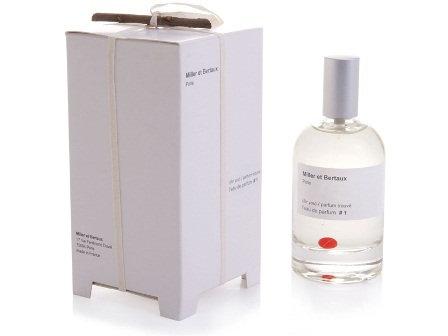 Miller et Bertaux #1 (for you) parfum trouvè EDP 100ml