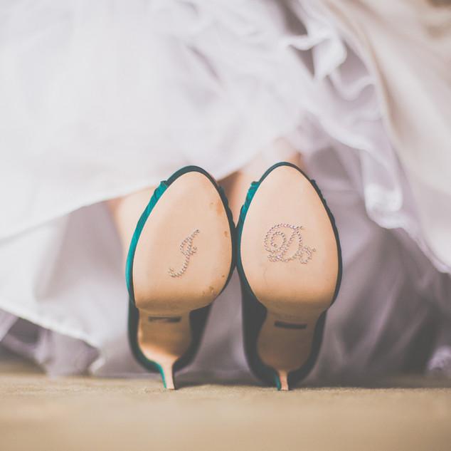 The Bride says I DO