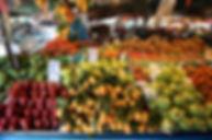 Thaiföld Chiang Mai Fűszerpiac