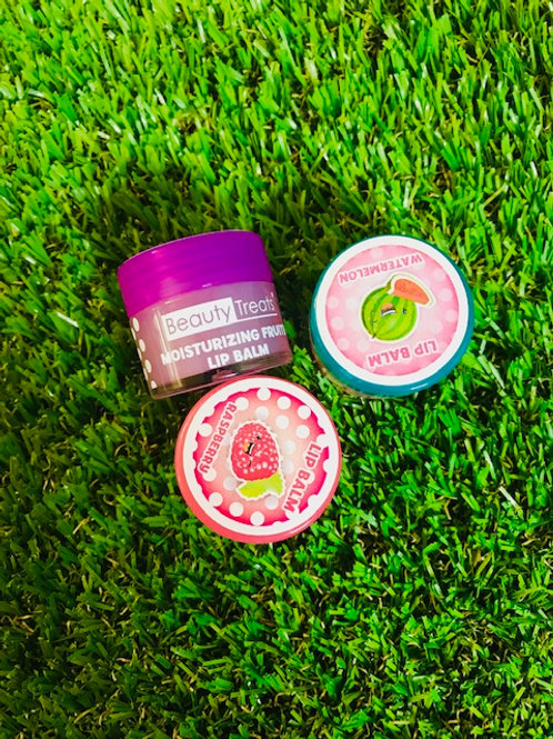 Fruity Lip Balm