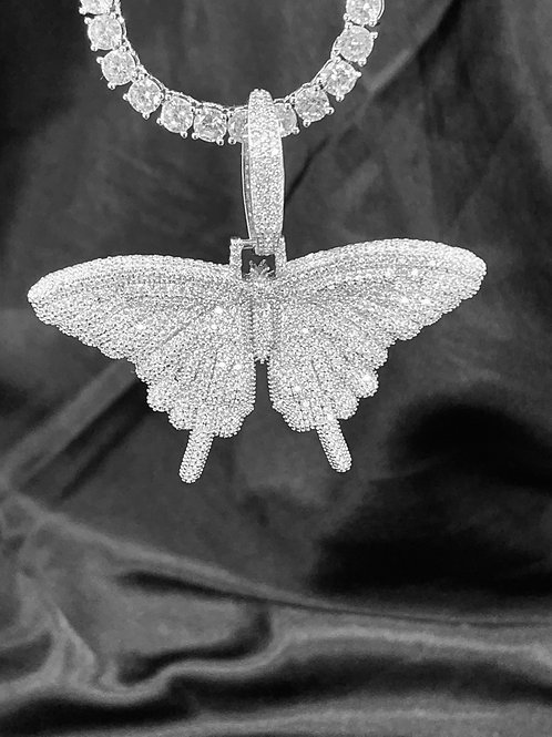 Iced Butterfly Queen Set