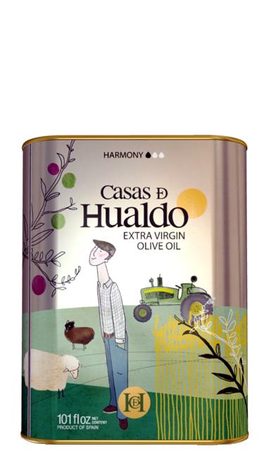 Casas de Hualdo Armonia - 2019 - 4 x 3000 ml