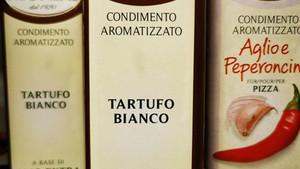 Tartufo Bianco im Olivenöl von Migros? Nein!