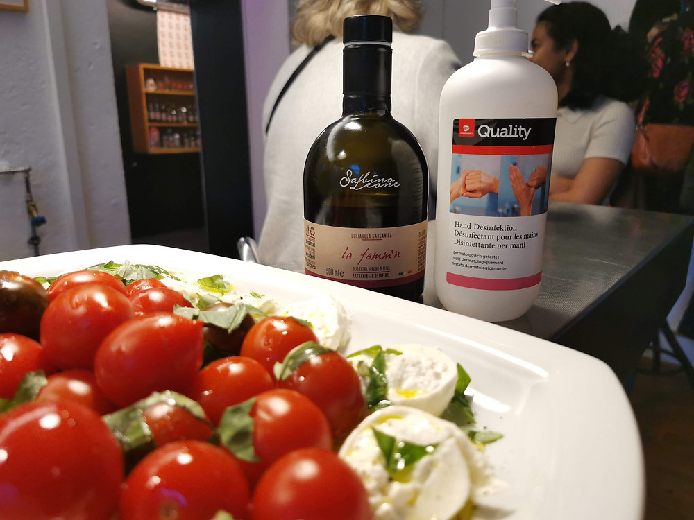 High quality olive oil is less in demand in Corona times (Source: evoo ag)