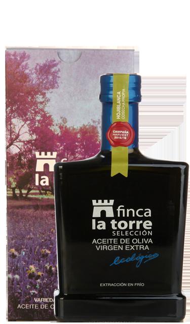 Finca la Torre Selección Hojiblanca Demeter - 2018 - 500 ml