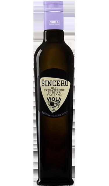Viola Il Sincero - 2019 - 500 ml - Olivenöl Extra Vergine